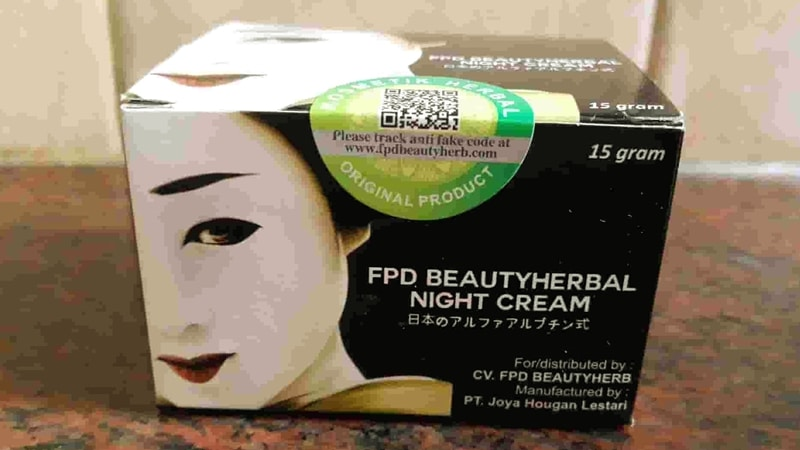 FPD Beauty Herbal Whitening