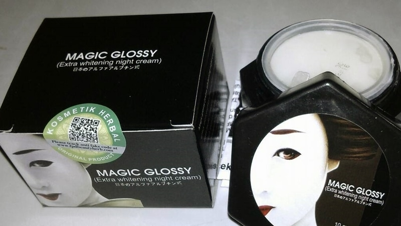 Magic Glossy