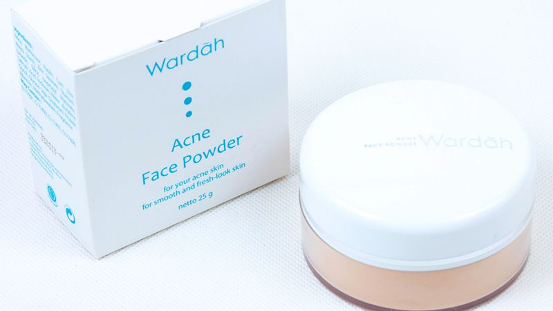 wardah-acne-face-powder